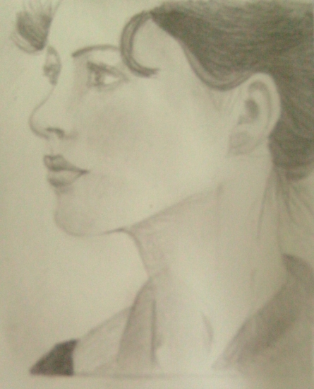 Anne Hathaway by morgane